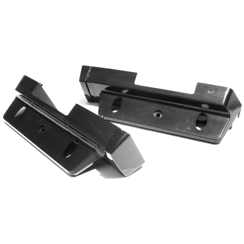 Reproduction Black Rear Interior Armrest Base Set : suit VH/VJ/VK/CL Charger & VF/VG Hardtop