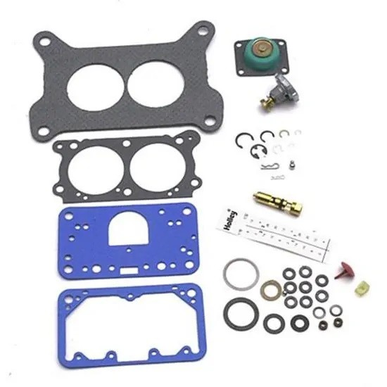 Carburetor Rebuild / Fast Kit, Suit :Holley 500cfm 2 barrel 2300, Model  4412.