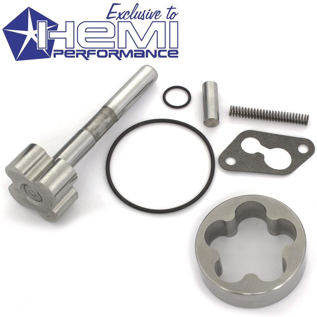 Oil Pump Rebuild Kit : suit Hemi 6