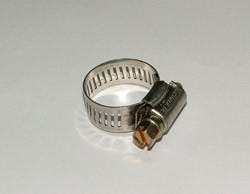 Stainless Hose Clamp (14-27mm) 9/16'' ~ 1-1/16''