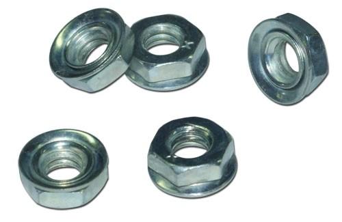 Free Spinning Washer Nut : 1/4''
