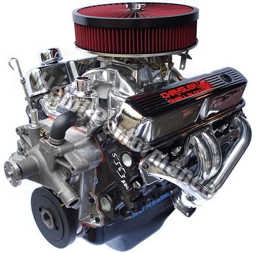 Small Block Reconditioned 273,318,340 & 360 Crate Engine - Hemi