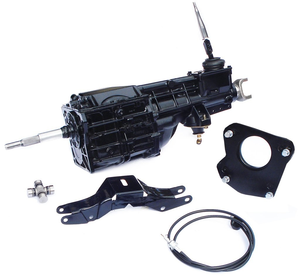Complete t5 5 speed conversion kit manual to manual