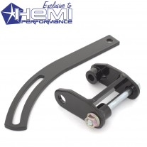 GM Alternator Conversion Bracket Set : suit Hemi 6