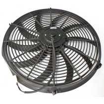 "16"" 12V Electric Thermo Fan: Performance Series 2200CFM"