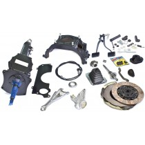 Complete 4 Speed Conversion Kit [Small Block Auto to Manual]