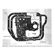 B&M Transpak 904/727 Shift Improver Kit