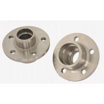 "Billet Brake Hub (zinc plated) : Suit Drum / Solid Disc suit AP5/AP6/VC/VE/VF (4.0"" PCD Small Hub)"