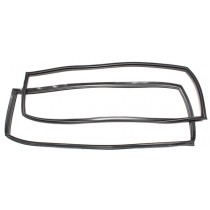 CURRENTLY UNAVAILABLE - Rear Cargo Side Glass Seal Set : suit various AP5/AP6/VC (small type)