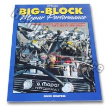 Big Block Mopar Performance Engine Book