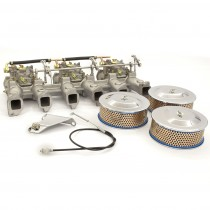 R/T Six Pack Triple Weber Induction System (customisable) : suit Hemi 6