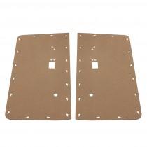 Door Card Backing Board Pair : Front : VE/VF/VG Sedan/Ute/Wagon