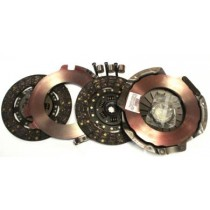 New Twin Plate Clutch Kit