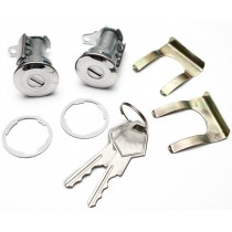 Door Lock Set : suit VC/VE/VF/VG (W/aftermarket keys)