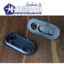 As per factory Rubber Firewall Heater/Loom Grommet: VE - CM
