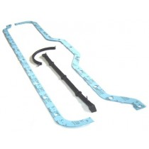 Sump Rail Gasket & Seal Set : suit Hemi 6