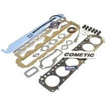 Complete Engine Gasket Set (with Cometic Multi-layer Head Gasket) : Suit Hemi 6