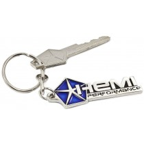 """Hemi Performance"" Chrome Key Tag"