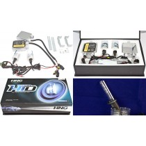 H4 Xenon HID Headlight Conversion Kit