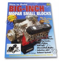How to Build Big-Inch Mopar Small Blocks Book