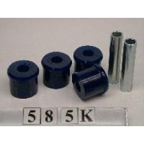Trailing Arm Lower Rear Bush Set : suit KB/KC Centura