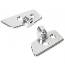 Opening Rear Quarter Vent Lower Pivot Mount Set : suit VJ/VK/CL Charger