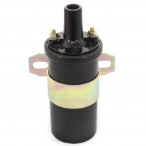 Black 12 Volt Cylinder Ignition Coil IMG_5034.jpg