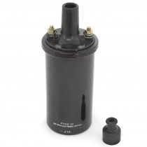 OBSOLETE LIMITED STOCK - Bosch Ignition Coil (Cylinder type) : suit 12 volt electronic ignition systems