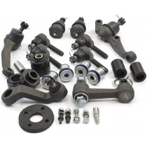 HP Front Suspension & Steering Rebuild Kit : suit CL/CM (with manual steering)