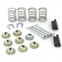 CL CM 10 Inch Drum Brake Spring Clip Hardware Package IMG_5303.jpg