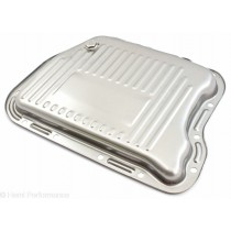 Automatic 727 Transmission Standard Steel Pan  (Chrome)