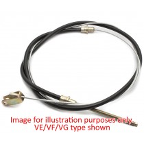 VE VF VG New Front Hand Brake Cable Enlarged illustration notice IMG_6924.jpg