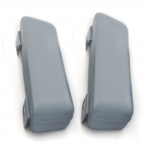 Front or Rear Armrest Pad (B1: Light Blue - with stitching pattern) : suit VE/VF/VG/VH/VJ/CL