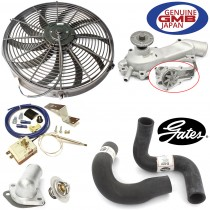 Engine Cooling Service Kit w thermo fan upgrade suit Hemi 6 CL CM.jpg