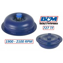 B&M Tork Master Torque 1900-2100 Converter (727 TorqueFlite)
