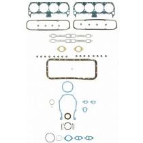 Fel-Pro Complete Engine Gasket Set (excl. inlet/valley gasket) : suit Big Block (1961-1963 w/ 4 bolt valve cover)