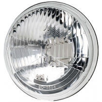 "Narva Semi Sealed Beam Headlamp ONLY : H4 - 5-3/4"" (146mm)"