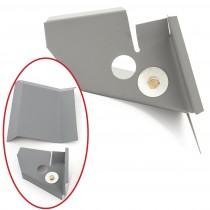 Sill Panel Front End Cap Repair Panel : suit VH/VJ/VK/CL/CM (Left Hand)