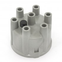 Distributor Cap : suit Slant 6 RV1/SV1 & Chrysler/Mopar/Delco distributors (Dark Gray)