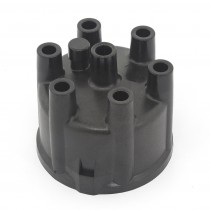 Distributor Cap : suit Slant 6 RV1/SV1 & Chrysler/Mopar/Delco distributors (Black)