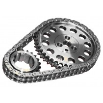 JP Performance Dual Row Timing Chain & Gear Set: suit Hemi 6 with Three Bolt Cam