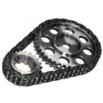 JP Performance Dual Row Timing Chain & Gear Set: suit Hemi 6 with Single Bolt Cam