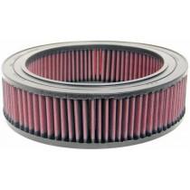 K&N Re-usable Air Filter Element (A31) : suit AP6/VC/VE 273ci 2BBL Carter
