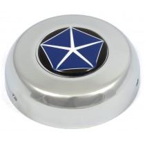 Horn Button for Steering Wheel, Pentastar Chrome
