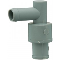 Plastic PCV Valve, USA made : suit 1/2 Inch grommet