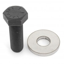 Small Block Harmonic Balancer bolt and washer IMG_7225 Small.jpg