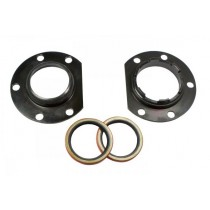 Rear Axle Bearing Retainer Plate & Seal SET: suit 8 & 3/4 (8.75) Differential