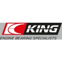 King Race Main Bearing Set (.010) : suit Small Block (360ci)