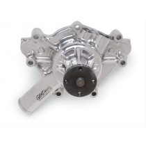 Edelbrock Victor Aluminium Water Pump : Polished : Suit Small Block 273/318/340/360ci