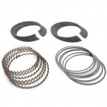 "Perfect Circle Chrome Piston Ring Set : .000"" STD : suit Small Block 340ci"